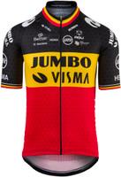 2021 Jumbo Visma Belgian Champion Jersey