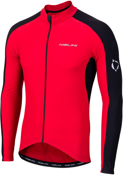 Nalini AIW W 2.0 Red Long Sleeve Jersey