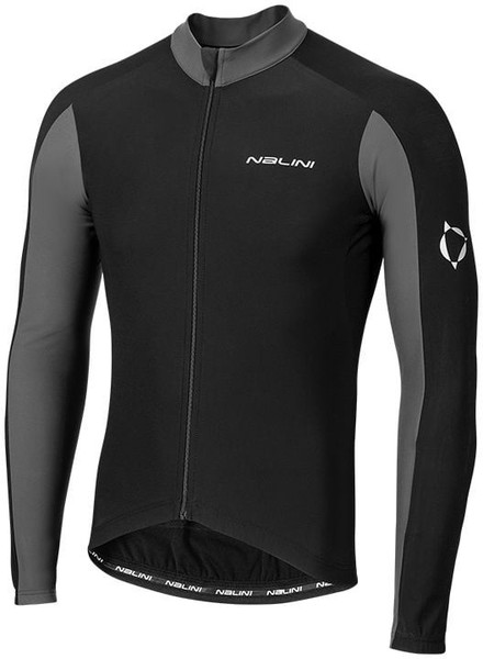 Nalini AIW W 2.0 Black Long Sleeve Jersey