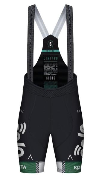 2021 Kometa Eolo Odyssey Bib Shorts