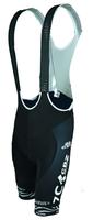 2021 Wilier 7C Force Zebra Bib Shorts