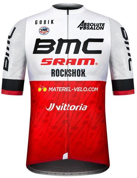 2021 Absolute Absalon BMC Invincible Full Zip Jersey