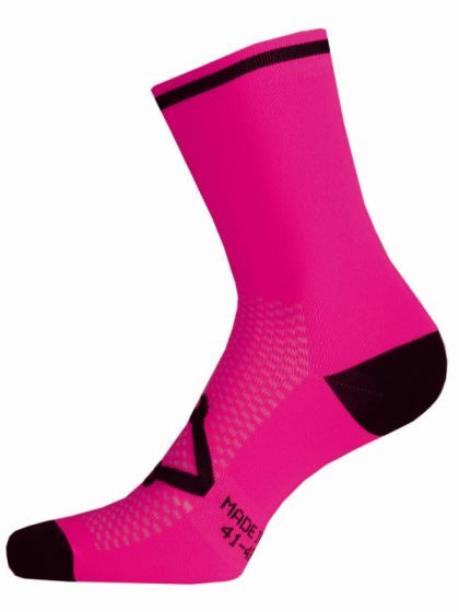 Nalini Lampo 2.0 Pink Socks