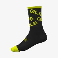 ALE' Logo Winter Yellow Socks