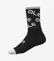 ALE' Logo Winter White Socks