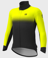 ALE' Gradient PRS Yellow Long Sleeve Jacket