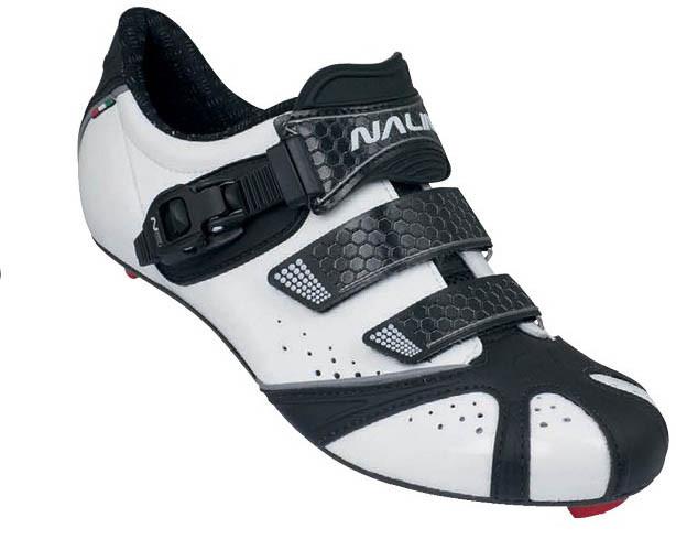 Nalini Kraken 2 Plus White Pro Cycling Shoes