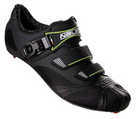 Nalini Kraken 3 Cool Plus Black Road Shoes