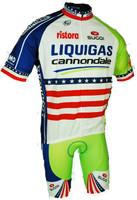 Cannondale Liquigas USA Champion Jersey Closeout