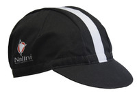 Nalini Neon Black Cap Front View