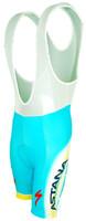 2014 Astana Bib Shorts Front