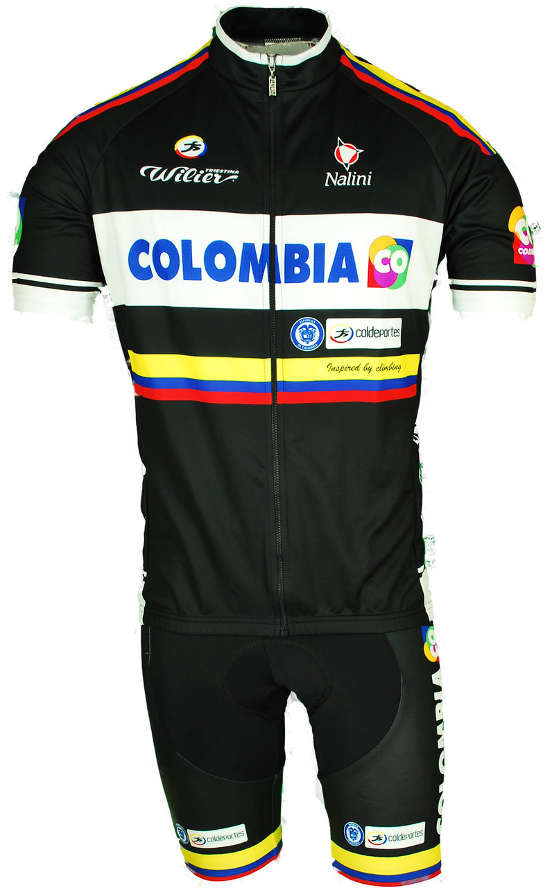 2014 Colombia FZ Jersey Front