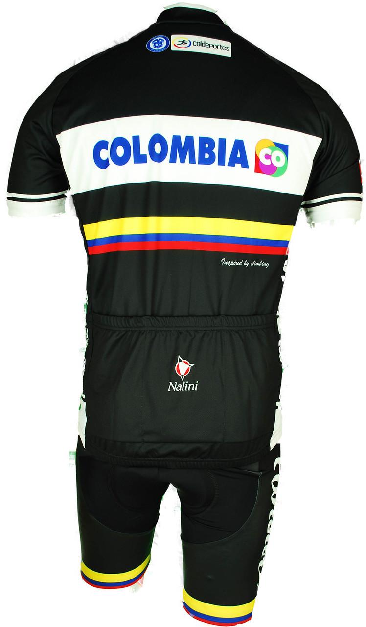 2014 Colombia FZ Jersey Rear