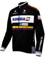 2014 Colombia Long Sleeve Jersey