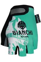 Bianchi Milano Ter Green Gloves