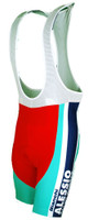 Alessio Bianchi Classic Bib Shorts Front