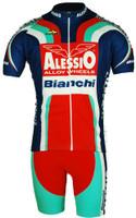 Alessio Bianchi Classic FZ Jersey Front