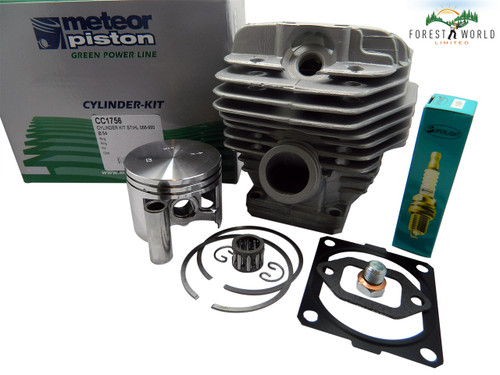 Stihl 064,066,MS640,MS660 cylinder kit,54 mm,Made in Italy by METEOR