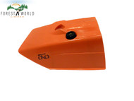 Stihl MS 260 chainsaw top cover shroud