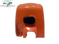 Stihl MS 260 chainsaw air filter rear cover