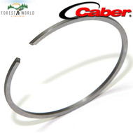 HUSQVARNA 36,235,234 piston ring,38 x1,5 x 1,6,Made in Italy by CABER(METEOR)
