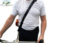 Brushcutter/strimmer comfortable basic padded harness,fits Stihl ,Kawasaki etc