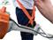 Brushcutter/strimmer comfortable basic padded harness,fits Ryobi,Kawasaki,Honda