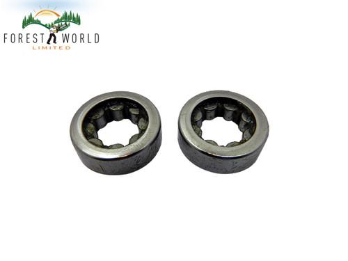 Stihl 020 MS200 MS200T MS201 chainsaw main crankcase bearings set ,9531 003 0105