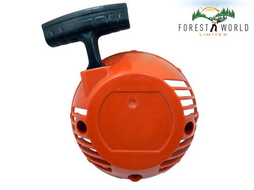 HUSQVARNA 124L,125L,125LD,125E,128L,128LD,128LDX recoil starter assy,579063101
