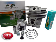 STIHL MS 362,MS362,362 C cylinder kit,47 mm,NiSiC coated,new,by FOREST WORLD