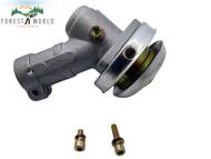 Strimmer brushcutter universal gearbox/gearhead 28 mm diam.,9 spline