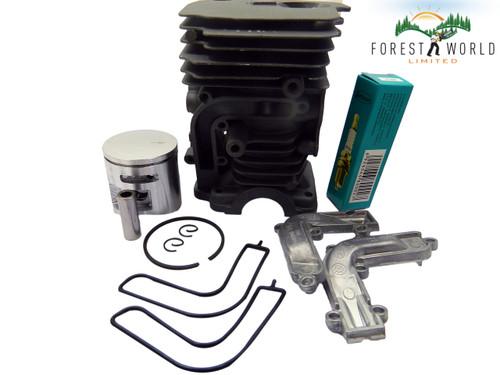 Husqvarna 450,450 E,445,445 E chainsaw cylinder kit,44 mm