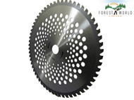 HIGH QUALITY 60 Teeth CARBIDE tipped Blade for Brush Cutter Multi Tools Strimmer