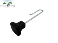 Replacement choke rod lever fits STIHL 070 090 chainsaws,1106 180 2500