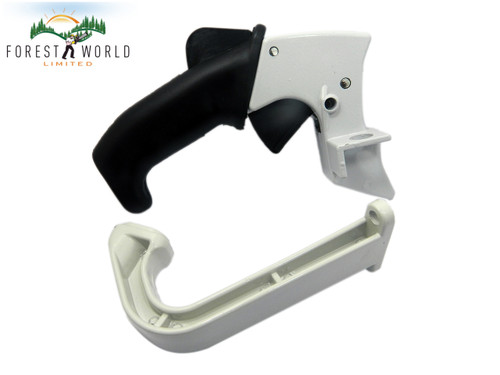 STIHL 070,090 chainsaw rear back handle with support bracket