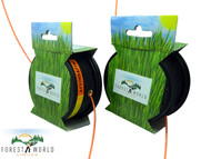 TOP quality Strimmer bump feed cutting heads x 2 for STIHL FS 110,FS 120,FS 130
