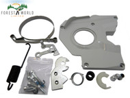 STIHL 038 038 AV 038 MAGNUM MS380 complete handbrake set,all parts included