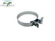 HUSQVARNA 362 365 371 372 chainsaw inlet manifold clamp,new, 505 28 33-07