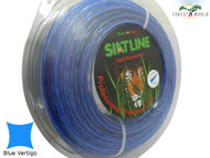 SIAT Professional Silent Strimmer line cord,2,7 mm,BLUE VERTIGO,MADE IN ITALY