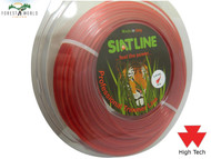 SIAT Professional NEW FORMULA Strimmer line cord,2,4 mm,HI TECH,MADE IN ITALY