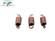 Clutch springs for STIHL 036 044 046 MS360 MS440 MS460 set of 3, 0000 997 5815