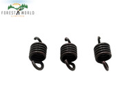 Clutch springs for STIHL 029 039 MS290 MS310 MS340 MS390 set of 3 ,0000 997 0909