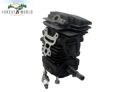 Engine assembly fits Stihl MS171 MS181 MS211,cylinder crankshaft bearings