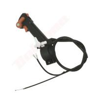Throttle Control Handle assy For STIHL BR340,BR340L,BR380,BR420,BR420C,OEM 4203 790 1306