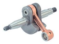Crankshaft for Husqvarna 353 346xp,Jonsered CS2152, CS2153, OEM 504206802