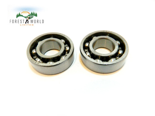 Husqvarna 346,353,357,359,365 crankshaft main bearings x 2