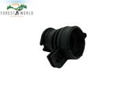 Husqvarna 365 371 372 chainsaw fuel inlet manifold,round intake type