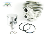 Stihl TS 410 420 concrete stone saw cylinder & piston kit,top quality kit HYWAY