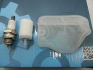 HUSQVARNA 36,41,136, 137, 141142 chainsaw air fuel filter,spark plug,service kit