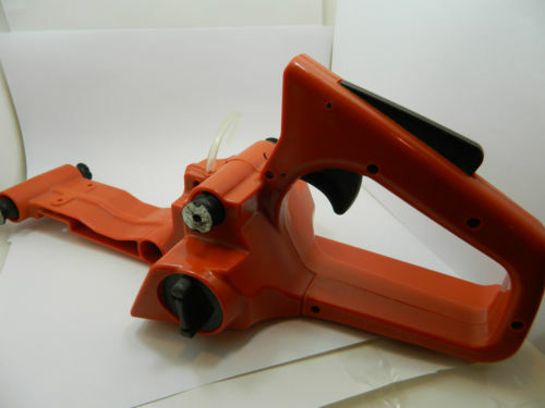 HUSQVARNA 137,142 chainsaw rear handle fuel tank assembly